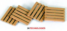 Bachmann/EFE 99615 - 4 x Wooden Plastic Pallets 1/76th Scale = 00 Gauge - 1st