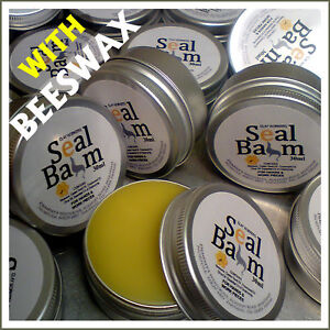 1oz. Seal Wax Hand Balm for Jewellery & Silver Clay PMC