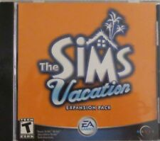 The Sims: Vacation Expansion Pack  (PC, 2002)