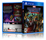 Marvel: Guardians of the Galaxy - Replacement PS4 Cover and Case. NO GAME!!