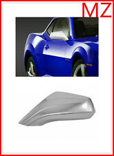 For 2010~2014 Chevy Camaro Chrome View Side Mirror Cover Caps Trim Set Pair