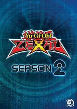 YU-GI-OH ZEXAL SEASON 2 New Sealed 6 DVD Set