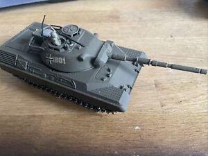 SOLIDO Char Blindé Kpz Leopard Nº243 12 1974