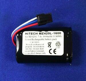 10 Batteries(Japan Lilon 2A)for Zebra Printers MZ420L/MZ320/MZ220...#BT17790-1