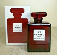 Chanel №5 Eau de Parfum Red Edition 3.4 fl.oz 100 ml free shipping new in box