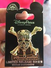 Pirates of The Caribbean Dead Men Tell No Tales Pin Limited Release & Bandana
