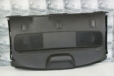 2008-2012 Chevrolet Malibu Rear Shelf Panel w/ Stop Light  & Cable 25917897 OEM