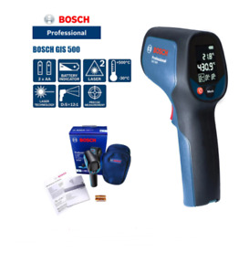 Bosch Thermometer GIS 500 Non-contact Infrared Laser Industrial Electronic