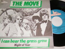 """7"""" - The Move - I can hear the grass grow & Night of fear - Dutch 1984 # 0573"""