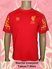 Liverpool Tattoo T-Shirt Red  AWSTM219 Size Large