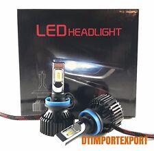 T8 LED 9005 HB3 H10 HEADLIGHT KIT 6500K 60W 10K LM WHITE 99-16 ACCORD HIGH BEAM