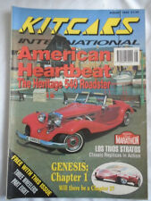 Kit Cars International Aug 1992 Heritage 540 Roadster, Genesis