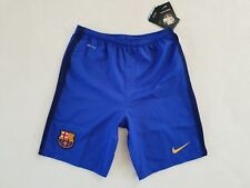 FC Barcelona Hose 2015/16 Nike Größe Boys XL (158-170) -NEU- Shorts Kinder Barca