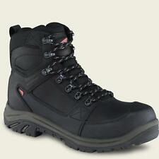 Red Wing 6617 Mens Black NON-METALLIC SAFETY TOE Waterproof Work Boots