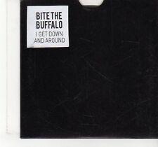 (FT923) Bite The Buffalo, I Get Down And Around - DJ CD