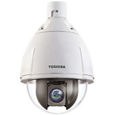 Toshiba Ik-Wp41A High-Speed Ptz Dome Camera with Poe Injector And Pendant Mount