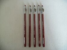 5 Smart Liner Lip Liner Pencil With Sharpener Shades Of NY Color SP-802 RED