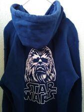 UNIQLO STAR WARS Collaboration Sweatshirt Hoodie Size s Navy Men's Tops