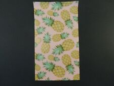 100 6x9 Designer Pineapple Mailers Poly Shipping Envelopes Pink Boutique Bags