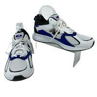 New Balance Running Shoes Men Size 8 Fresh Foam Roav NXT Blue/White Athletic New