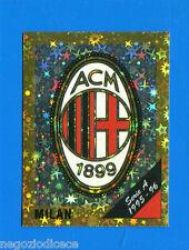 CALCIATORI PANINI 1995-96 Figurina-Sticker n. 153 - MILAN SCUDETTO -New