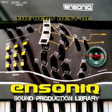 ENSONIQ - BEST OF/Original HUGE 24bit WAVE Multi-Layer Samples Library on DVD