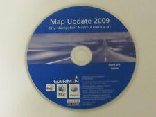 New listing Garmin City Navigator Update 2009 North America Nt on Dvd 007-01318-01 Rev. A