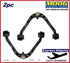 MOOG Control Arm SET Front Upper For Cadillac GMC Chevrolet Kit K80942
