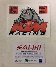 Adesivo KTM Racing Ready To Race
