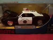Jada 1969 Chevrolet Camaro Highway Patrol  1/24 scale 2008 release NIB