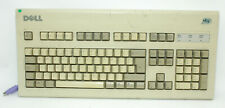 Vintage Dell PS/2 AT102W Mechanical Keyboard - GYUM90SK [Alps SKCM Black]