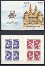 Briefmarken Frankreich MH 1777-1778 postfrisch, Rotes Kreuz