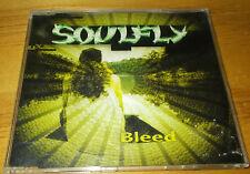 SOULFLY BLEED CD SINGLE VGC