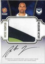 Melbourne Victory Single-Insert Soccer Trading Cards