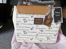 More details for loungefly alice in wonderland quotes crossbody
