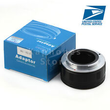 US Camera Adjustable Macro Infinity Adapter Tube For M42 Lens to Sony NEX A6500
