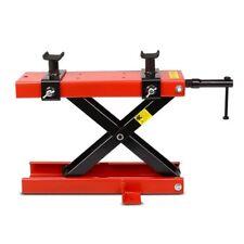 Mini-hebebühne constands mini-lift para Custom-bikes y Chopper rojo