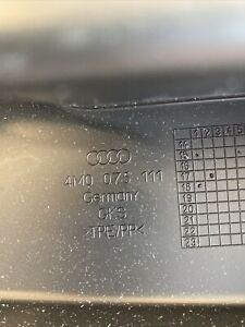 Audi Q7 OEM Mud Flaps 4M0 075 111