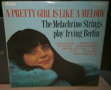 THE MELACHRINO STRINGS PLAY IRVING BERLIN A PRETTY GIRL IS LIKE A MELODY 1965 LP