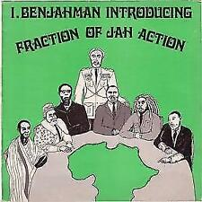 Fraction Of Jah Action (Strictly Limited Edition) von I. Benjahman (2018)