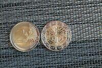 2 Euro Kursmünze Frankreich 2019 Kursmünzen France UNC Bankfrisch TOP NEU RAR!