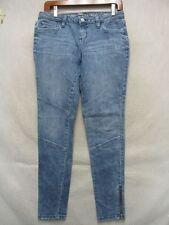 D4499 Simply Vera Wang Skinny Stretch High Grade Jeans Women 29x30
