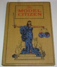 The Model Citizen 1937 Civic Rights British Institutions Local National Imperial