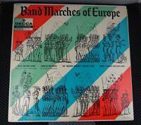 Band Marches Of Europe (Decca – DL-8317)
