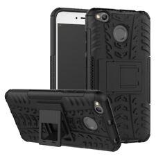 Etui Hybride 2 pièces outdoor, coloris noir Sac étui pour Xiaomi Redmi 4x 5.0