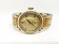 Vintage HAMILTON 1940. Gold filled 10k. Cal. 747. USA.Handwinding. Swiss watch.