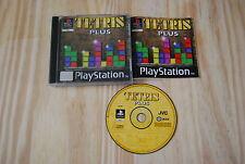 Tetris plus - PlayStation 1