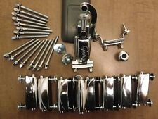 Gretsch Snare Drum Throw Off...And More!!  DIY Parts Kit