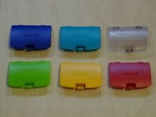 Gameboy COLOR battery cover..choose your colour