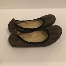 vince camuto Ballet Flats Brown Worn Once Size 6